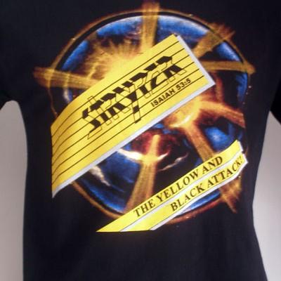 Foto Produk Stryper - The Yellow & Black Attack!  dari T-Shirt By Big Bang