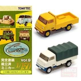 Foto Produk Tomytec Car Collection Vol.09 #11 Toyoace Orange & White - STOK HABIS dari Tomica Shop