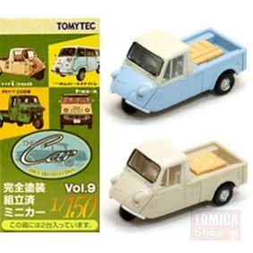 Foto Produk Tomytec Car Collection Vol.09 #01 Mazda K360 Blue & Cream - STOK HABIS dari Tomica Shop
