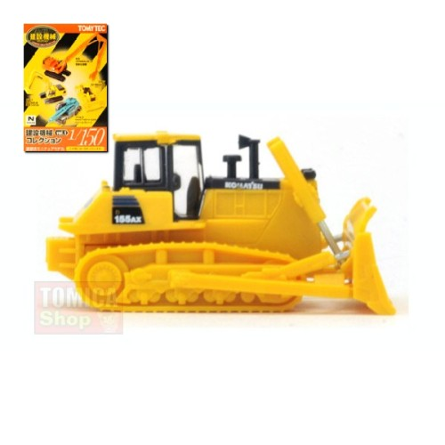 Foto Produk Tomytec Construction Collection Vol.01 #04 Komatsu D155AX-6 Bulldozer dari Tomica Shop