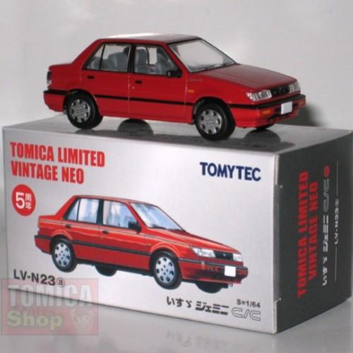 Foto Produk LV-N23a Isuzu / Holden Gemini C/C Red - STOK HABIS dari Tomica Shop