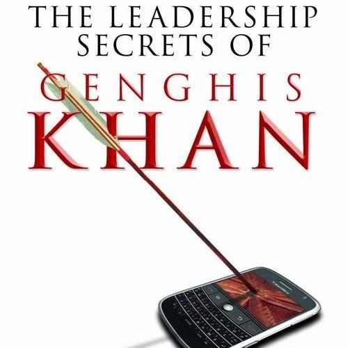 Foto Produk The Leaderships Secrets Of Genghis Khan dari GilaBuku