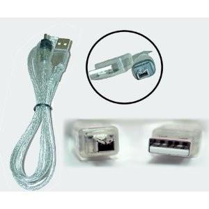 Foto Produk KABEL USB TO FIREWIRE 4 PIN dari Toko Komputer Mbah Priok