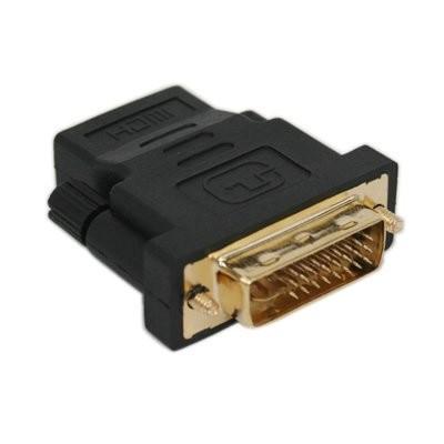 Foto Produk CONEKTOR DVI 24+5 COWOK TO HDMI CEWEK dari Toko Komputer Mbah Priok