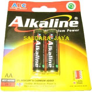 Foto Produk ABC ALKALINE AA BP-2 dari Saudara Jaya