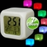 Foto Produk Digital Alarm Clock LED Glowing dari Just For Women