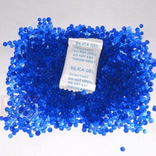 Foto Produk Silica Gel Biru Sachet 1 Gram - STOK HABIS dari Tomica Shop