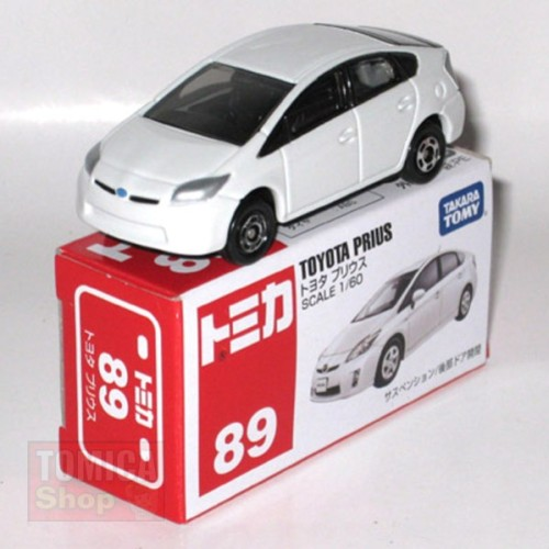 Foto Produk #089 Toyota Prius White (TTB) dari Tomica Shop