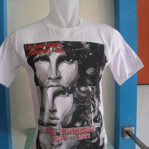 Foto Produk Jim Morrison dari T-Shirt By Big Bang