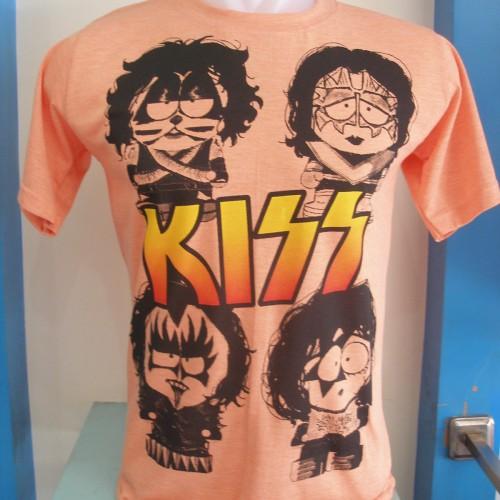 Foto Produk Kiss Kartun dari T-Shirt By Big Bang