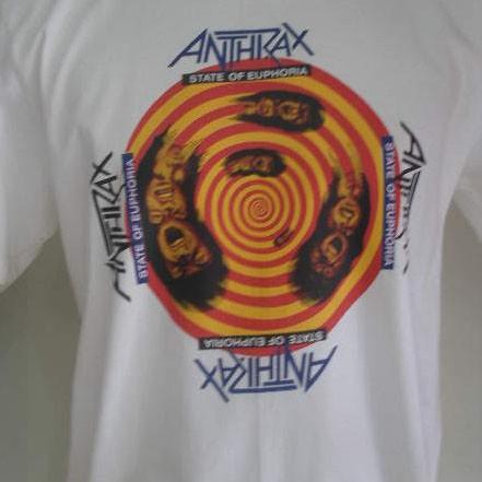 Foto Produk Anthrax - State of Euphoria dari T-Shirt By Big Bang