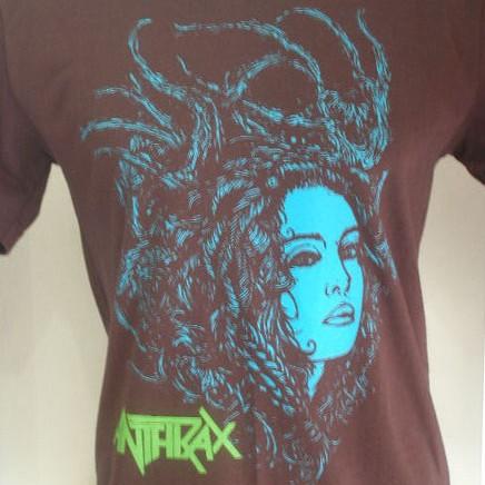 Foto Produk Anthrax 1 dari T-Shirt By Big Bang