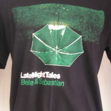 Foto Produk Belle & Sebastian - Late Night Tales dari T-Shirt By Big Bang