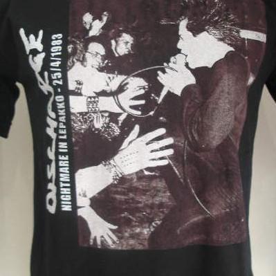 Foto Produk Discharge dari T-Shirt By Big Bang