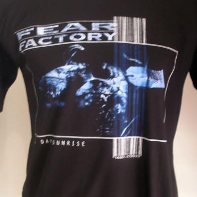 Foto Produk Fear Factory - Day Sunrise  dari T-Shirt By Big Bang