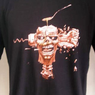 Foto Produk Iron Maiden dari T-Shirt By Big Bang
