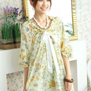Foto Produk sweet green dress dari Yupi
