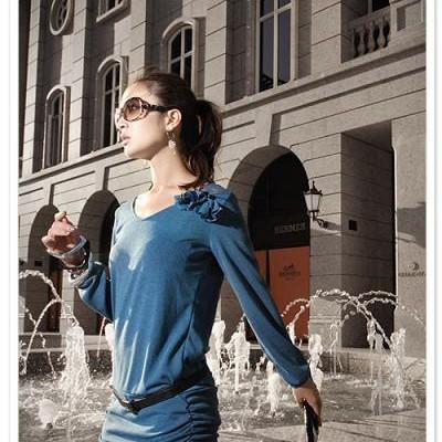Foto Produk blue blouse dari Yupi