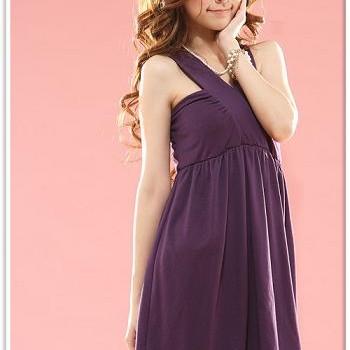 Foto Produk chick purple dress dari Yupi