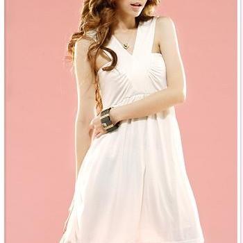Foto Produk chick white dress dari Yupi
