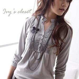 Foto Produk grey cute blouse dari Yupi