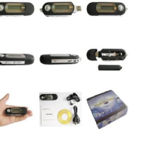 Foto Produk Mp3 Player 2 GB Merk Pearl Pakai Baterai A3 dari GusteeShop