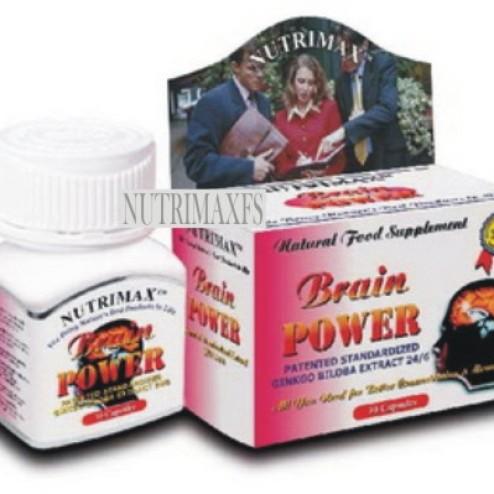 Foto Produk (30) Nutrimax Brain Power dari Nutrimax Food Supplement