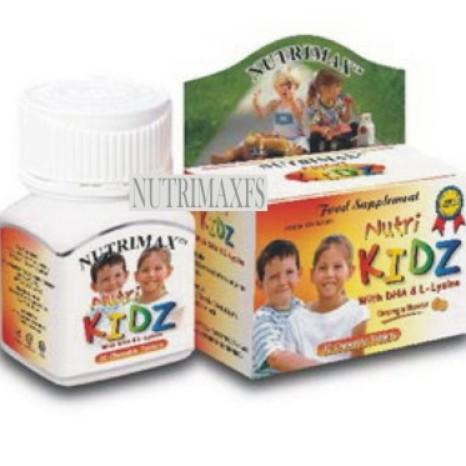 Foto Produk (30) Nutrimax Nutri Kidz dari Nutrimax Food Supplement