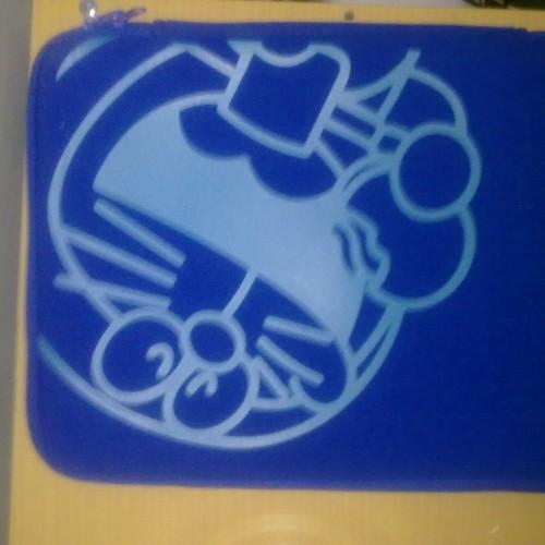 Foto Produk Softcase Doraemon - Biru 14,1 Inch dari Akseso