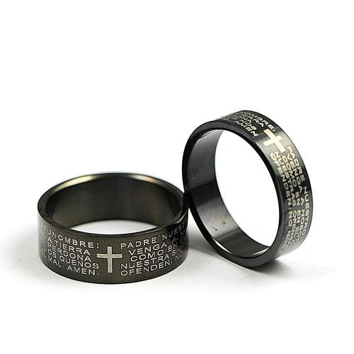 Foto Produk Cincin Padre Hitam dari KLIKHADIAH