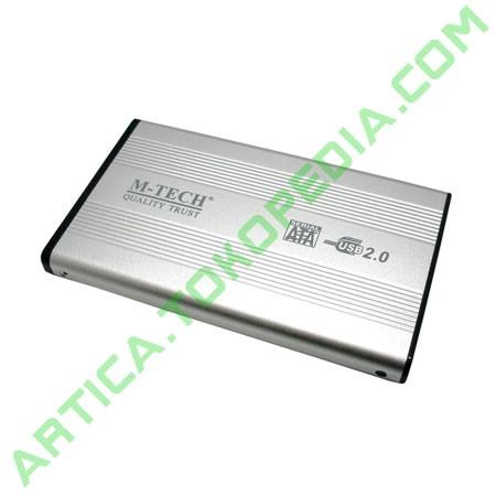 "Foto Produk Hard Disk Box 2.5"" SATA Mtech dari Artica Computer"