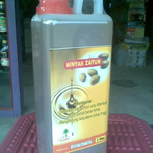 Foto Produk Minyak Zaitun Asy Syifa 1 liter dari Putra Hari