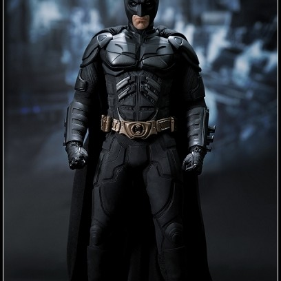 Foto Produk Hot Toys - The Dark Knight MMS DX 02 Batman dari Yosylina