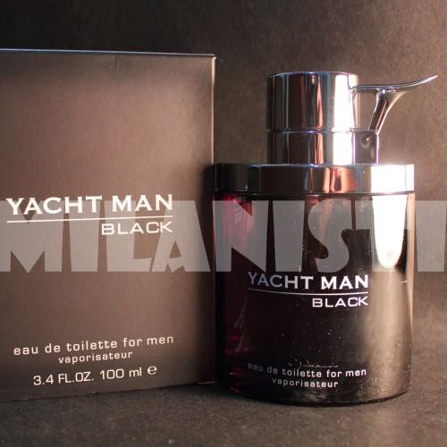 Foto Produk Yatch Man Black dari DewiCosmetic