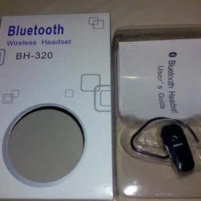 Foto Produk (XX) BH-320: Super Mini Bluetooth Headset Untuk Handphone dari Toko Komputer Mbah Priok