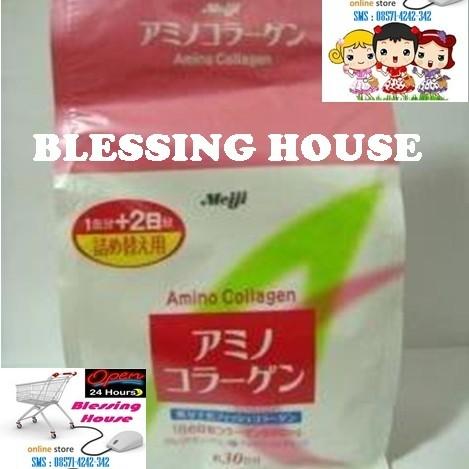 Foto Produk Meiji Amino Collagen Refill dari Blessing House