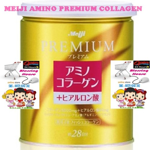 Foto Produk Meiji Amino Collagen Premium dari Blessing House