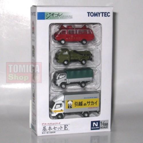Foto Produk Tomytec Car Collection Basic Set E - STOK HABIS dari Tomica Shop