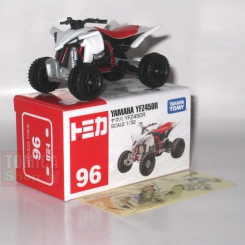 Foto Produk #096 Yamaha YFZ450R (TTB) dari Tomica Shop