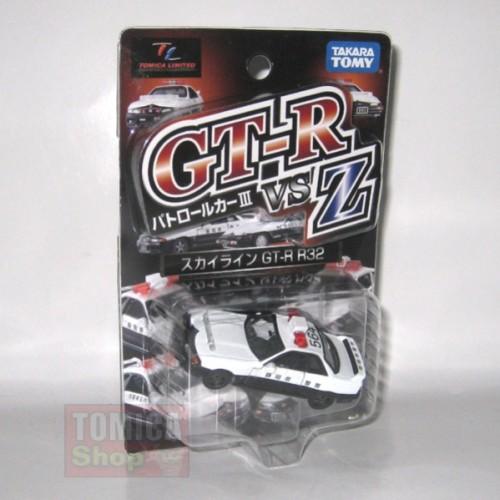 Foto Produk TL Highway Patrol Car III GT-R VSZ Nissan Skyline GT-R R32 - STOK HABIS dari Tomica Shop
