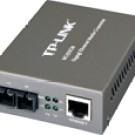 Foto Produk TP-LINK MC200CM: 10/100/1000M RJ45 to 1000M Multi-mode SC Fiber Converter dari Master Networks