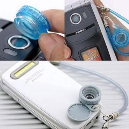 Foto Produk Aksesoris HP Jelly Lens (Lensa Lomo Versi Mini) dari Aksesoris Unik