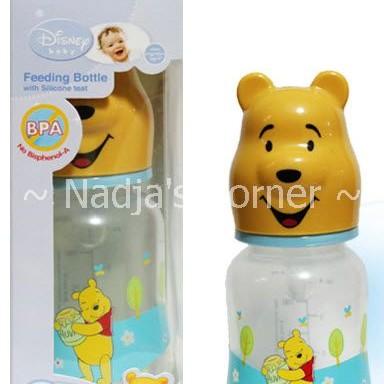 Foto Produk 125 Ml Milk Bottle With Pooh Head (BPA Free) dari Nadja's Corner