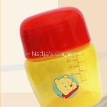 Foto Produk 125 Ml Pooh Dual Teat Bottle (BPA Free) dari Nadja's Corner
