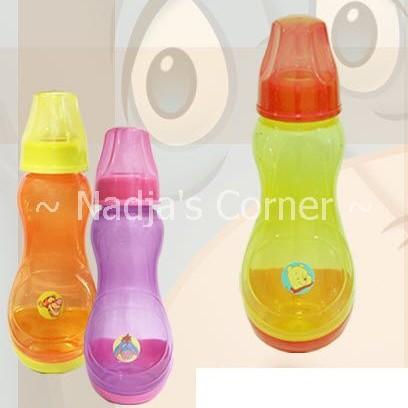 Foto Produk 250 Ml Pooh Slender Grip Bottle (BPA Free) dari Nadja's Corner