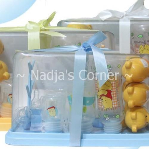 Foto Produk Pooh Bottle Gift Set dari Nadja's Corner