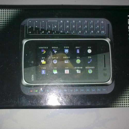 Foto Produk NokiaN920 Replica +2gb dari Theone Shop