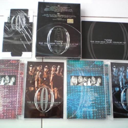 """Foto Produk TVXQ - 2nd Asia Tour Concert """"O"""" In Seoul = 2DVD dari Haruna88 Online Shop"""