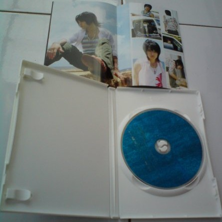 Foto Produk Tohoshinki 1st Live Tour 2006 ~Heart, Mind and Soul~ = 1DVD dari Haruna88 Online Shop