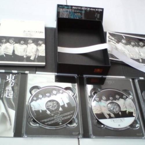 Foto Produk All About TVXQ Season 1 = 3DVD dari Haruna88 Online Shop